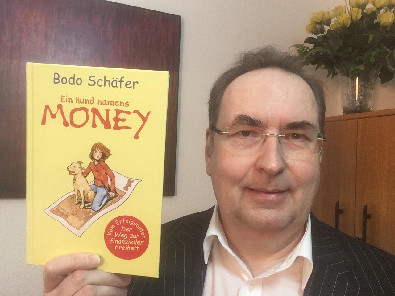 Bodo Schäfer Finanzbuch Ein Hund namens Money