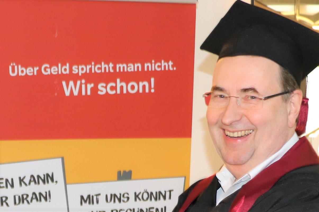 Geldlehrer Jörg Uhlenbrock